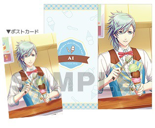 うたの☆プリンスさまっ♪ ShiningLive ミニポストカード付きトレーディングクリアチケットファイル Challenge☆アイドル×ショッピング