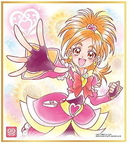 プリキュア 色紙ART3 キュアブルーム 単品 色紙