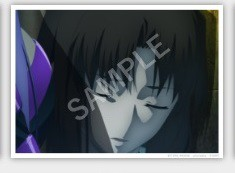 ufotable 劇場版 Fate/stay night Heaven's Feel I.presage flower ランダムブロマイドくじ All Characters Collection 美綴綾子 単品 A