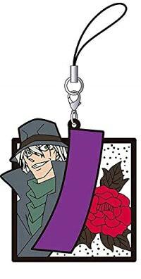 名探偵コナン ラバーストラップコレクション 花札 ジン 単品 ストラップ