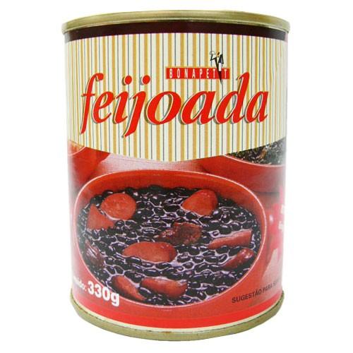 フェイジョアーダ 330g feijoada BONAPETT 【食品 レトルト】【非常食】【保存食】【長期保存】