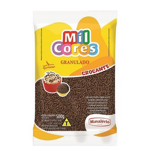 チョコレートチップ ミルコーレス 150g mil cores granulado