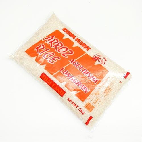 フェイジョアーダに♪ タイ米 エクストラフラッフィー 5kg 【タイ米 激安】【arroz agulhinha】【rice longgrain】【非常食】【保存