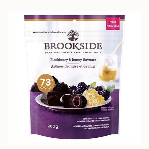 ブルックサイド ダークチョコレート73%カカオ ブラックベリー&ハニー 200g BROOKSIDE 【フルーツチョコレート】【チョコレート カナダ