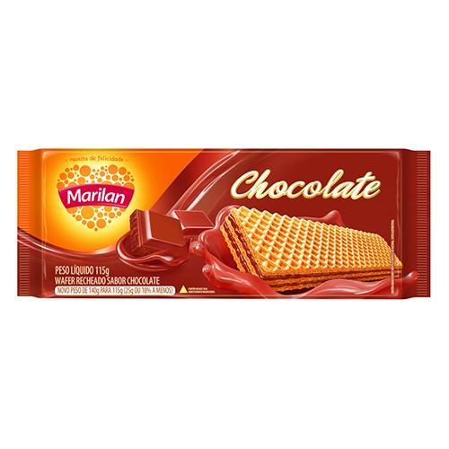ウエハース チョコレート マリラン 115g Wafer Chocolate Marilan 【ウエハース 激安 おすすめ】【レモンウエハース 販売】