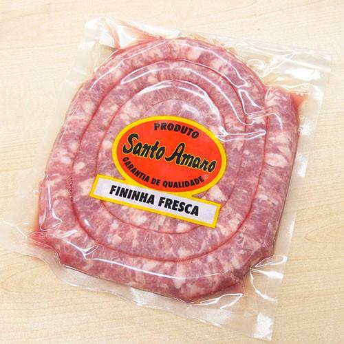 リングイッサソーセージ サントアマロ 500g linguica sausage santo amaro 【要冷蔵】【リングイッサ 生ソーセージ】
