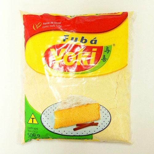 フバー ミモソ (コーングリッツ) YOKI 500g 【fuba mimoso yoki】【コーンスターチ】【ケーキ 材料】【非常食】【保存食】【長期保存