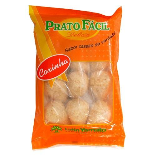 ブラジル風コロッケ コシーニャ(鶏肉) PRATO FACIL