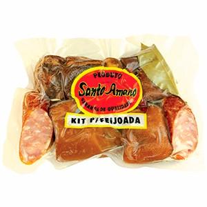 フェイジョアーダ用 お肉セット 500g サントアマロ 冷蔵 kit feijoada santo amaro【フェイジョアーダ セット】【pert feijoda】【カル
