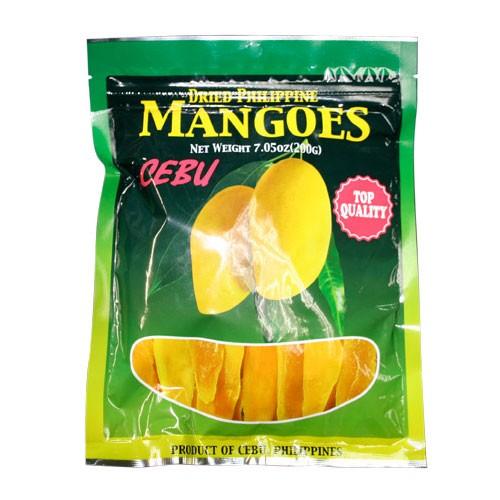 【お買得】セブ島 ドライマンゴー CEBU 200g 【フィリピン マンゴー】【ドライマンゴー】【ドライ マンゴー 激安】【輸入菓子 販売】