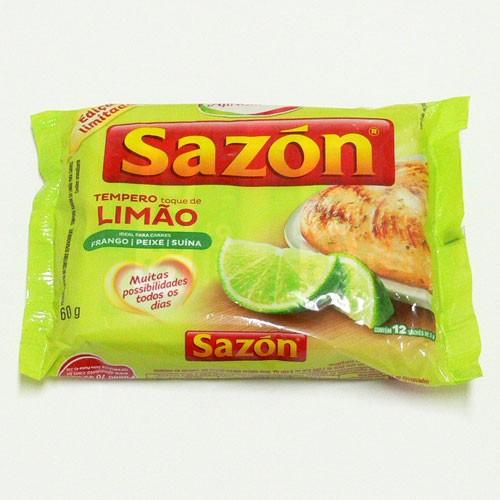 粉末調味料 牛肉・豚肉・魚用 レモン風味 サゾン 60g(5g×12袋) 10P05July14