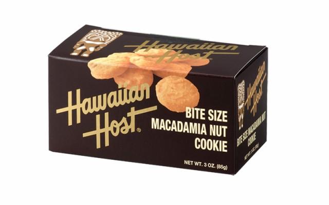 【送料無料】 ハワイアンホースト マカデミアナッツクッキーBOX(85g)×6箱 ハワイのお土産 ハワイのおみやげ マカデミアナッツ クッキー