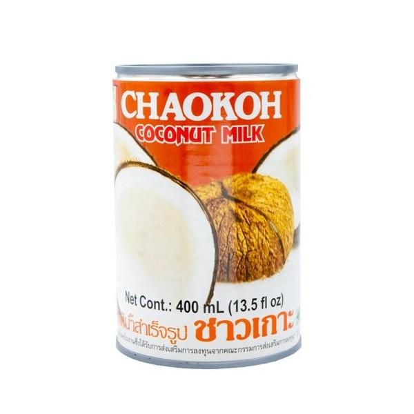 チャオコー ココナッツミルク 缶 400ml×24(1ケース)