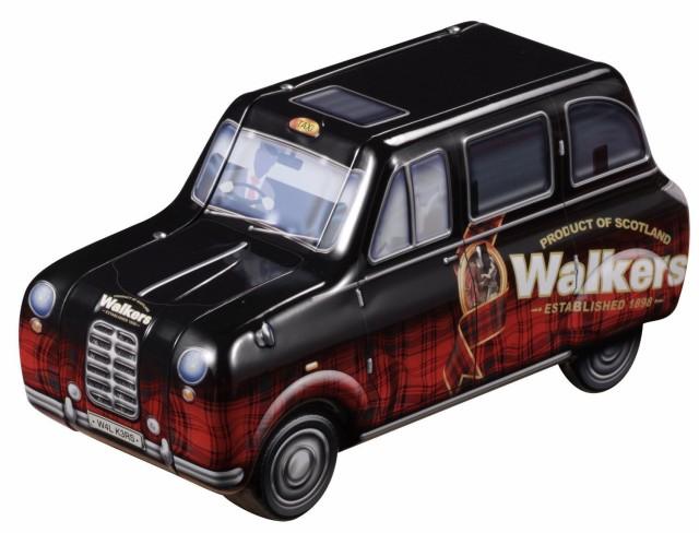 【送料無料】ウォーカー ロンドンタクシー 缶 200g 輸入菓子 缶 輸入菓子 輸入クッキー ショートブレッド walkers フィンガー ウォーカ