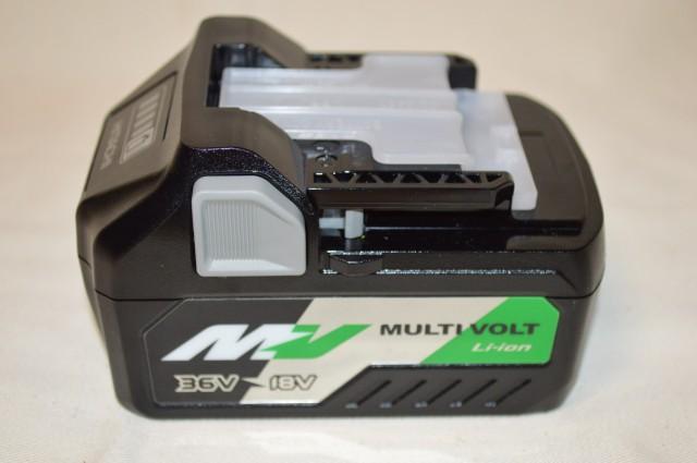 HiKOKI(旧日立)マルチボルト(36V)リチウムイオン電池BSL36A18  1個