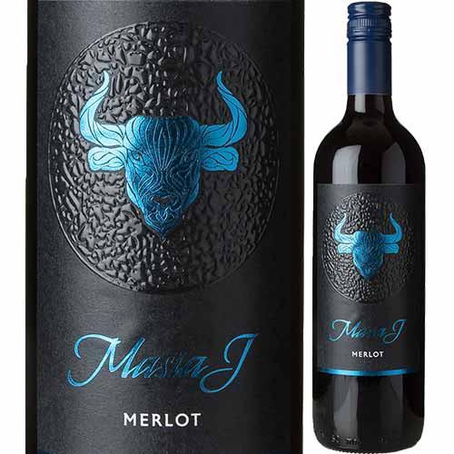 ワイン マジア・J・メルロ アルケミー・ワインズ 2019年 スペイン カスティーリャ・ラ・マンチャ ミディアムボディ 750ml wine