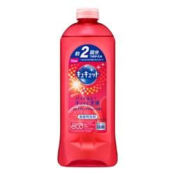 【花王】キュキュット ピンクグレープフルーツ つめかえ用 385ml ※お取り寄せ商品