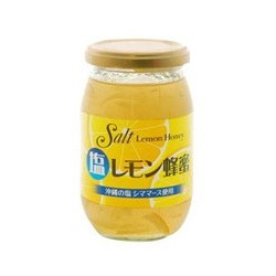 【ユニマットリケン】塩レモン蜂蜜 400g ※お取り寄せ商品