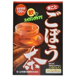 【山本漢方製薬】ごぼう茶 100% 3g×28包 ※お取り寄せ商品