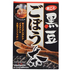【山本漢方製薬】黒豆 ごぼう茶 5g×18包 ※お取り寄せ商品