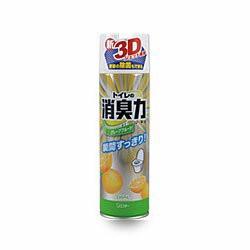 【エステー】トイレの消臭力スプレーグレープフルーツ 330ml☆日用品※お取り寄せ商品