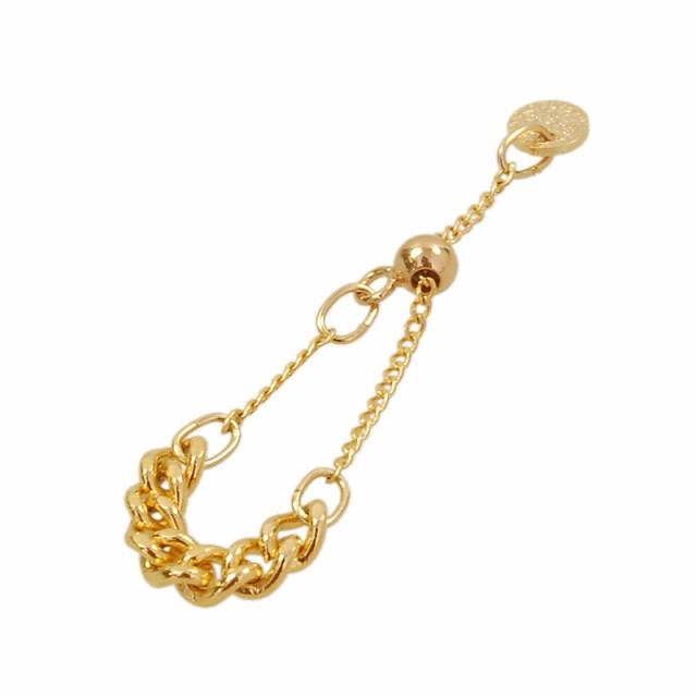 チェーン ファランジリング ピンキーリング 指輪 リング フリーサイズ 人気 おしゃれ ブランド プレゼント プチギフト 雑貨 送料無料