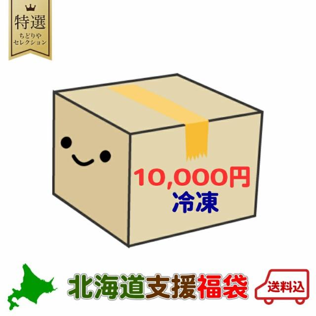 【10000円ポッキリ】【冷凍】 北海道 復興 福袋 送料無料 北海道 ふっこう 福袋 銘菓 食品 復興 クッキー チョコ ポテトチップス ラーメ