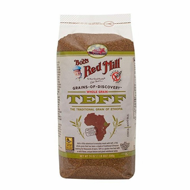 ●Bob s Red Mill Whole Grain Teff(テフ) 24 oz (680g)