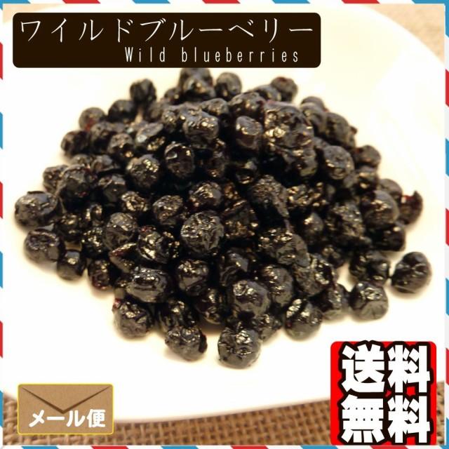 ブルーベリー(ワイルド種)500g【送料無料】