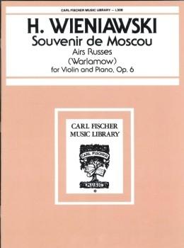 GYS00072770 ウィニアウスキ : モスクワの思い出 Op.6【楽譜】【ネコポスを選択の場合送料無料】