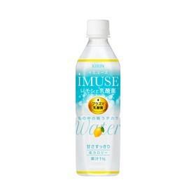 iMUSE レモンと乳酸菌 500ml×24本 PET