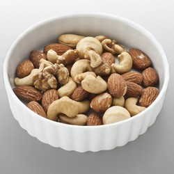 [アメリカ他]無塩ローストミックスナッツ 少量サイズ のし・包装不可