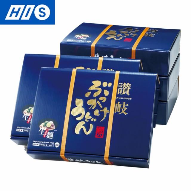 香川 お土産 将八 讃岐ぶっかけうどん 5箱セット おみやげ ギフト プレゼント お取り寄せ HIS ID:11150031