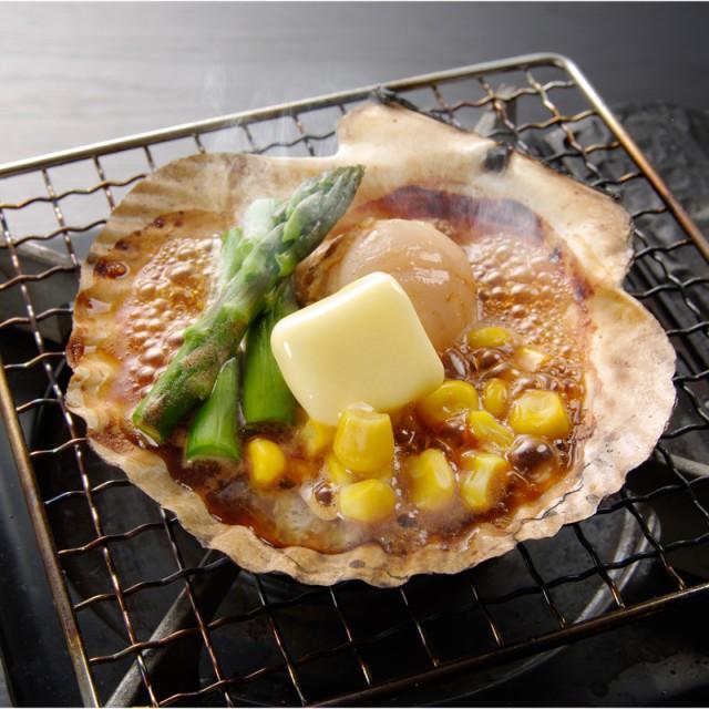 北海道産 帆立バター焼きセット 7パック | メーカー直送 |ギフト お取り寄せ HIS| ID:12110073
