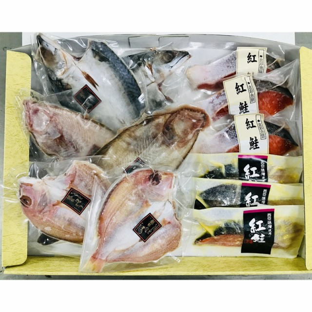 福井 越前干物と漬魚詰合せ | メーカー直送 |ギフト お取り寄せ HIS| ID:12110118