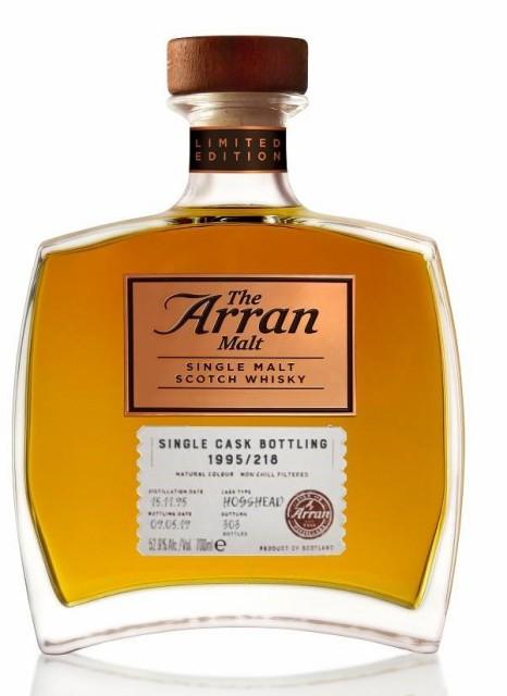 アラン 1995 シェリーホグスヘッド 52.9% 700ml【高級ウイスキー】【株式会社ウィスク・イー】
