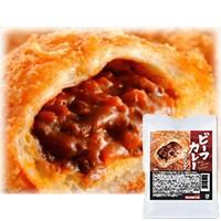 ビーフカレーフィリング 500g 日本食研 公式 業務用