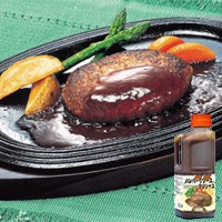 ハンバーグソースデリシャス 2kg 日本食研 公式 業務用