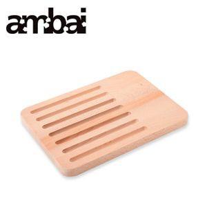 ambai アンバイ まな板 パン切り板 長角 AK-52102(小泉誠 デザイン)(日本製) JAN: 4560380521022 (送料無料) [T]