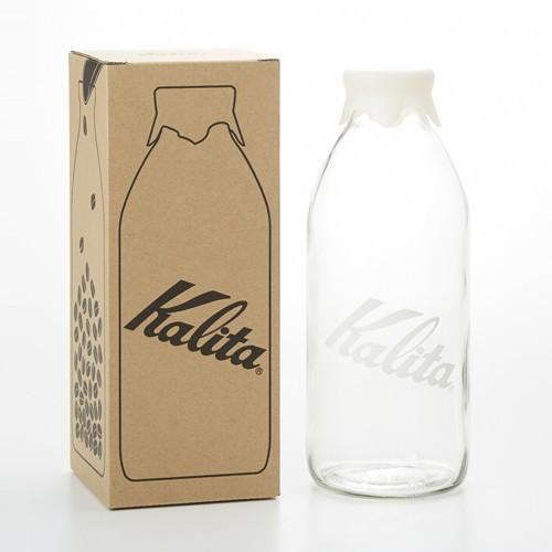 カリタ Kalita キャニスター BB Lサイズ (コーヒー豆 約320g) 44268 (ガラス 珈琲豆 保存容器)(配送日指定)