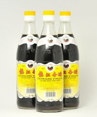 黒酢 特級A香酢 鎮江香酢 550ml×6本セット アミノ酸NO.1