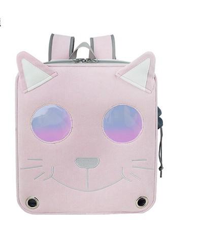 HF071608かわいい猫は犬の猫mi旅行する運送かばんを包みます CZJB477