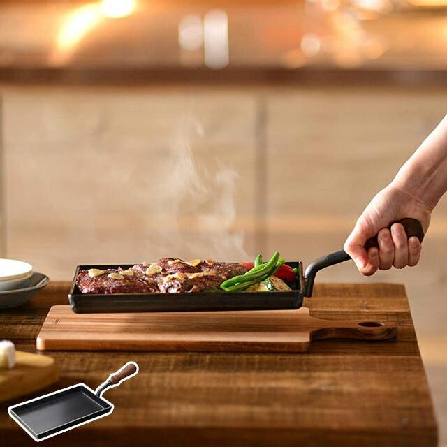 オークス 大人の鉄板 鉄板小 OTS8103 フライパン ステーキ ハンバーグ 日本製 IH ガス【送料無料】