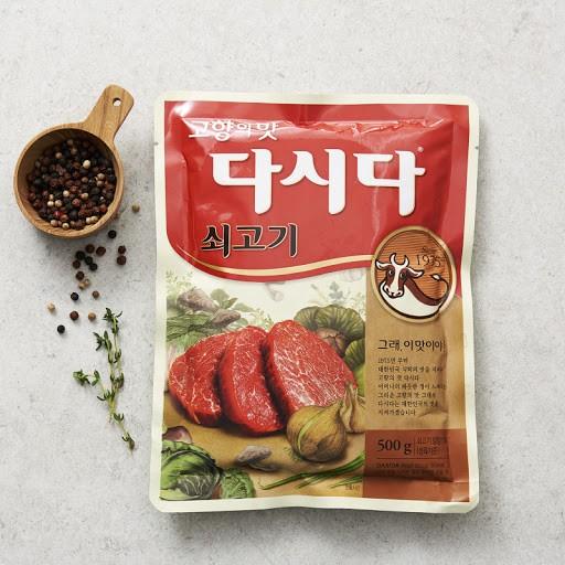 【CJ】牛肉ダシダ500g