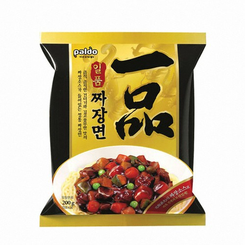 【Paldo/八道】一品チャジャン麺200g