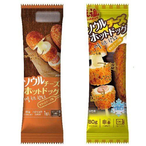 ★☆「超特価オープンセール」★☆【韓国で大人気】冷凍 ソウルチーズホットドッグ 8個
