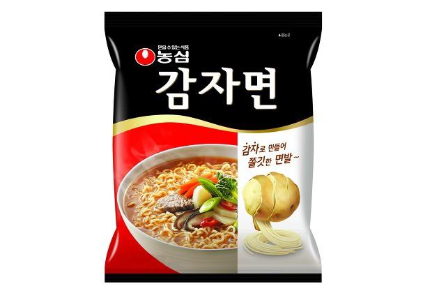【農心】ジャガイモ麺117g
