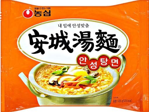 【農心】安城湯麺(アンソンタン麺)