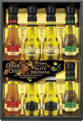 Oliva d' OilliO オリーブオイル ドレッシングギフト OD-50 【内祝い/お中元 ギフト/出産内祝い/結婚内祝い/お祝い/香典返し/粗供養/お