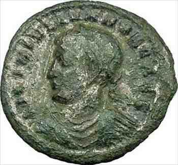アンティークコイン リキニウス2世コンスタンティヌス大甥のローマのコイン成功のリースi34295 LICINIUS II Constantine the Great Nephe